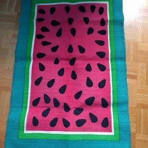 Watermelon design Tapestry or carpet